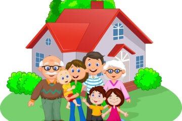 Genitori e suoceri conviventi devono partecipare alle spese?