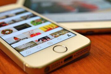 Instagram: chi visita il mio profilo