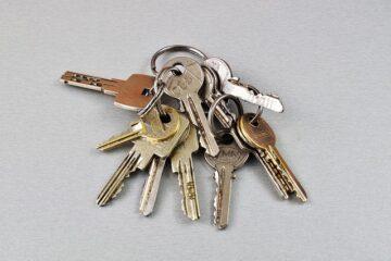 Smarrimento chiavi casa