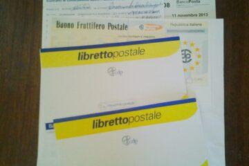Libretto postale: interessi