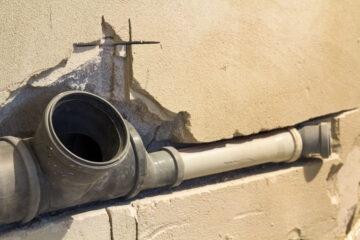 Ristrutturazione bagno: dove va il tubo scarico wc?