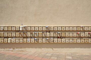 Cassette postali: dove devono essere installate?