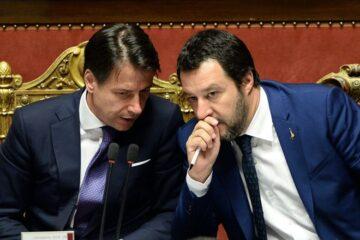 Conte e Salvini si fanno causa