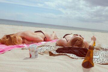 Rischi del sole: rughe e lesioni pre-cancerose