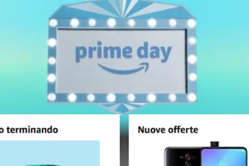 Amazon: 17 ore con il 50% di sconto