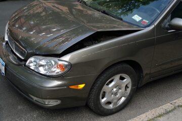 Acquisto auto incidentate
