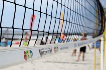 Beach volley: i rischi per l'estate
