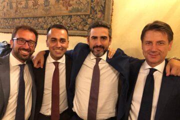 Di Maio fa squadra con Conte contro Salvini