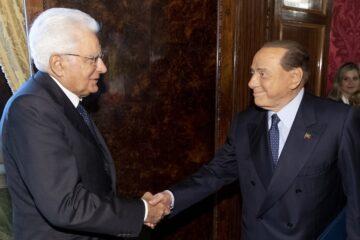 Consultazioni: ecco cosa ha detto Berlusconi a Mattarella