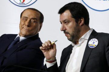 Forza Italia: lo strano rapporto con Salvini