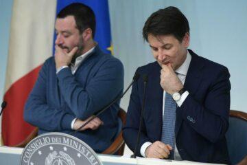 Chi ha più like: Conte o Salvini?