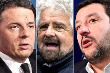Crisi di Governo, Salvini: inciucio pronto