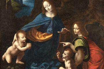 Leonardo da Vinci e il segreto della Vergine delle Rocce