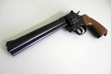 Armi con proiettili di gomma: sono legali?