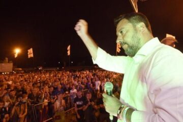 Che fine ha fatto Salvini?