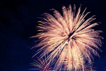 Fuochi d'artificio: quando sono illegali?