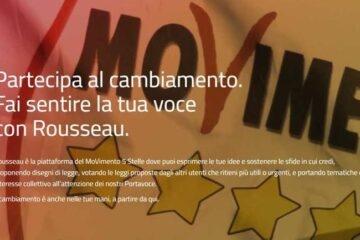 Italia ostaggio di Rousseau: cosa succede in caso di voto negativo?