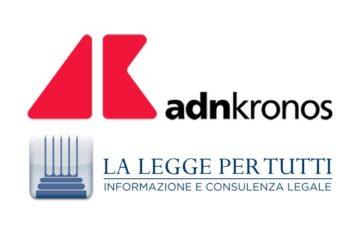 Le news di Adnkronos anche su La Legge per Tutti