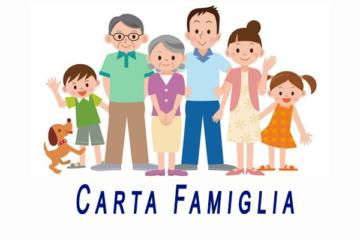 Carta famiglia, nuove regole per agevolazioni fino al 2021