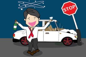 Guida in stato di ebbrezza: come evitare la multa?