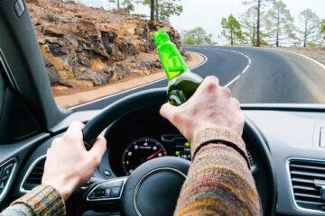 Rifiuto alcoltest: conseguenze