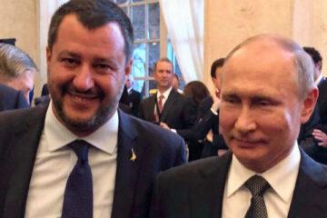 Russiagate: Salvini perde le staffe in tv