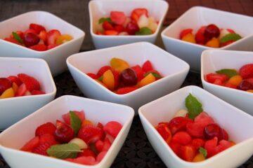 Come preparare la macedonia di frutta