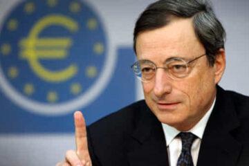 La crisi economica deve ancora arrivare: parola di Draghi