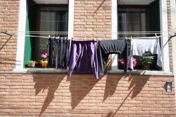 Cosa si può mettere sul balcone?