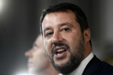 Governo Conte-bis: la reazione di Salvini