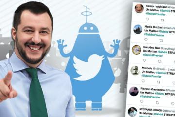 Sprangate a Montecitorio: il tweet di Salvini che smonta le accuse
