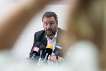Salvini: il Senato autorizza il processo
