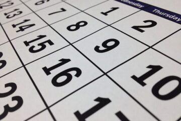 Scadenze fiscali ottobre 2019: tutte le date