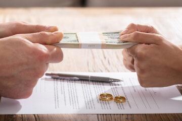 Restituzione assegno di mantenimento