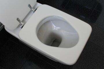 Come tirare l'acqua del gabinetto senza rischi di infezioni
