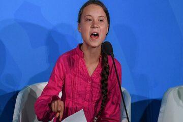 Ecco chi c'è dietro Greta Thunberg