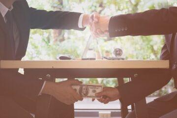 Corruzione: quali sono le nuove tangenti?