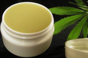 Arriva la crema alla marijuana