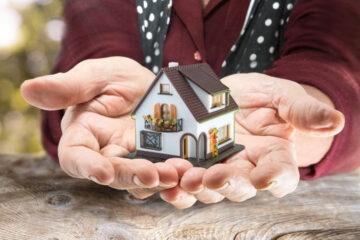 Si può donare una casa ricevuta in donazione?