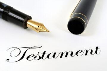 Testamento pubblico: ultime sentenze