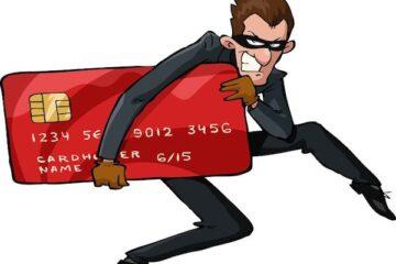 Furto carta di credito: 4 consigli utili