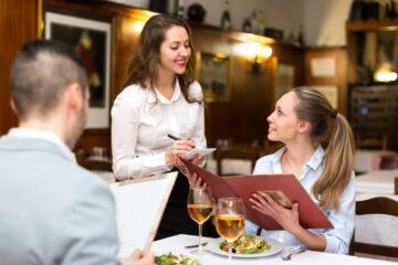 Cosa vogliono trovare gli italiani al ristorante?