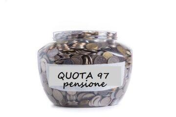 Pensione quota 97