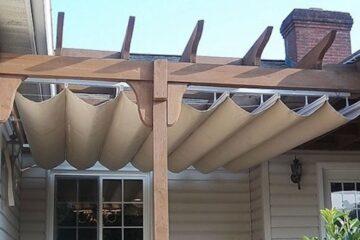 Cosa si intende per pergolato, gazebo e veranda?