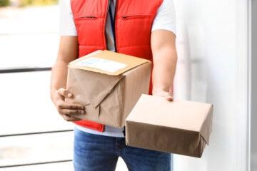 Entro quanto tempo deve arrivare un pacco?