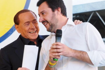 Salvini e Berlusconi tornano insieme