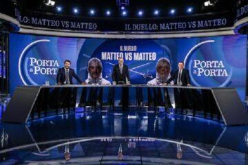 Duello tv Salvini-Renzi: chi ha vinto?