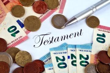 Testamento olografo falso: ultime sentenze