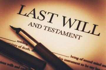 Come tutelarsi da un testamento falso