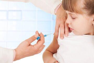 Coronavirus: rinvio vaccinazioni pediatriche